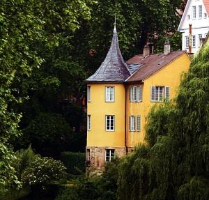 Tübingen, Hölderlinturm